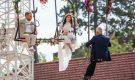 Фотографии с необычной свадьбы взорвали интернет