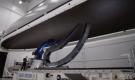 Представлен гигантский обтекатель ракетоносителя тяжелого класса New Glenn (видео)